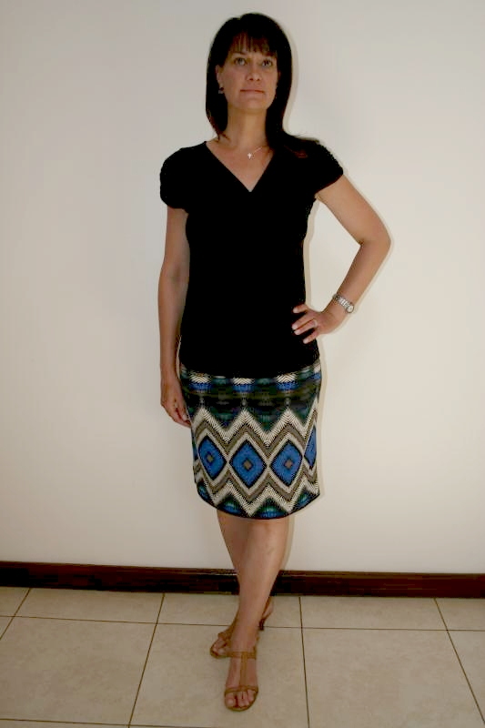 ruched-sleeve-favourite-top-and-ethnic-skirt