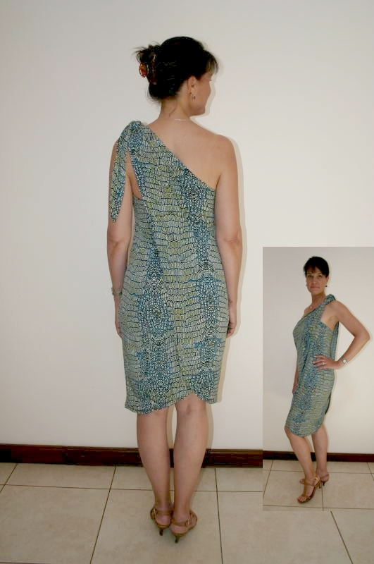 pareo-dress