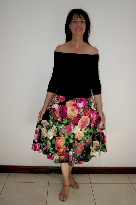 off-the-shoulder-top-and-skirt